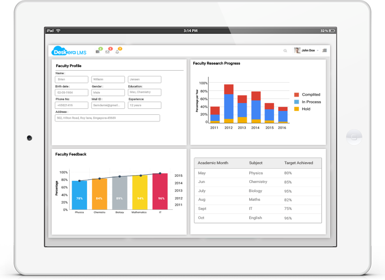Deskera LMS Document Management